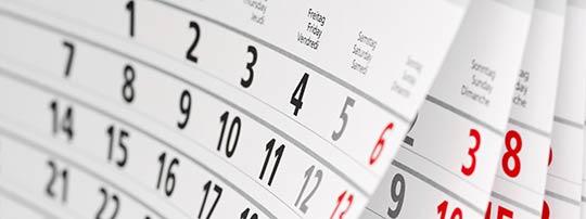 Bild - Kalender - Anfrage im LogoZentrum Lindlar