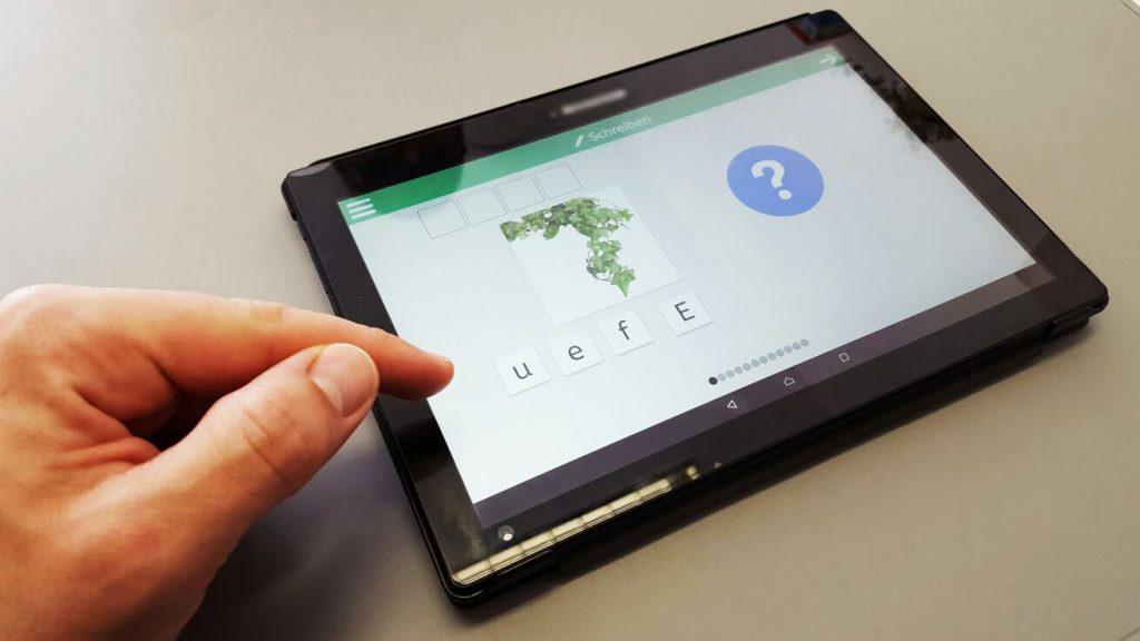 Einsatz Kommunikations Apps im LogoZentrum Lindlar 2