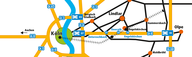 Buchstabentafel im LogoZentrum Lindlar