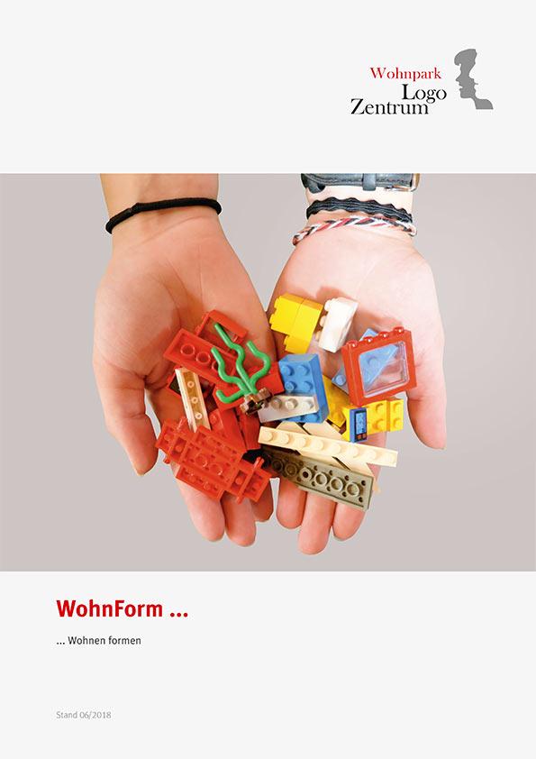 Broschuere WohnForm