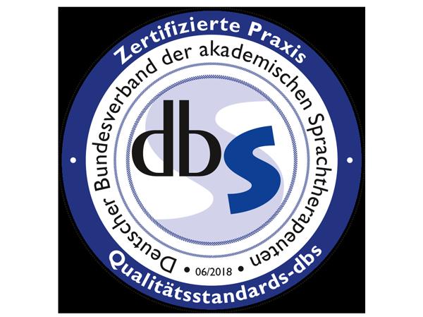 Bild dbs-Siegel für das LogoZentrum Lindlar