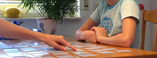 Bild Sprachtherapie / Logopädie mit Kindern