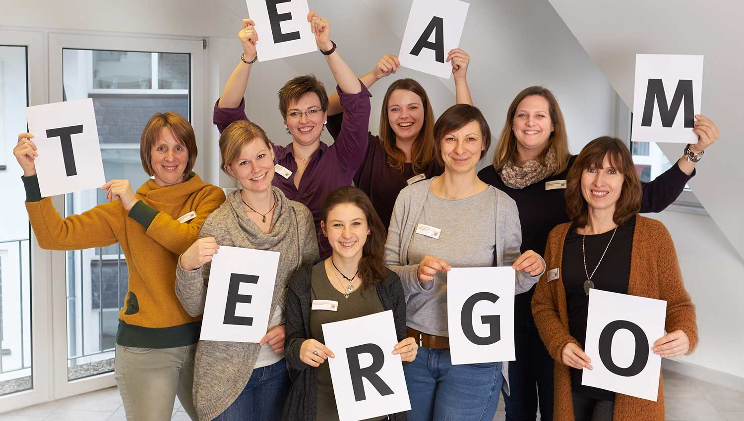 LogoZentrum Lindlar Team Ergotherapie