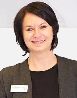 Bild Tina Keck, therapeutische Leiterin im LogoZentrum Lindlar