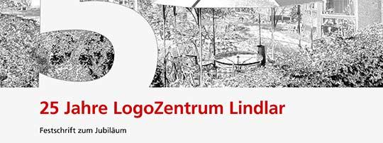 Teaser Festschrift 25 LogoZentrum Lindlar 2016
